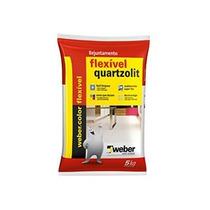 Rejunte Quartzolit Grafite 1 Kg Em. Com 03 Sacos De 1 Kg