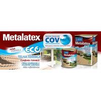 Tinta Térmica Metalatex Eco Telha Branco Lt 18 Litros