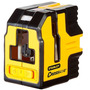 Kit Nivel Laser Auto Nivelador De Linha Stanley 15m Com 3 Li