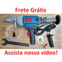 Perfuratriz Manual Concreto Marmore Laje 160mm M22