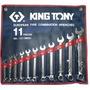 Jogo De Chave Combinada 6 A 22mm 11pçs 1211mr01 King Tony