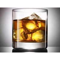 Kit 04 Copos De Cristal Whisky 320ml, Suco,água,refrigerante
