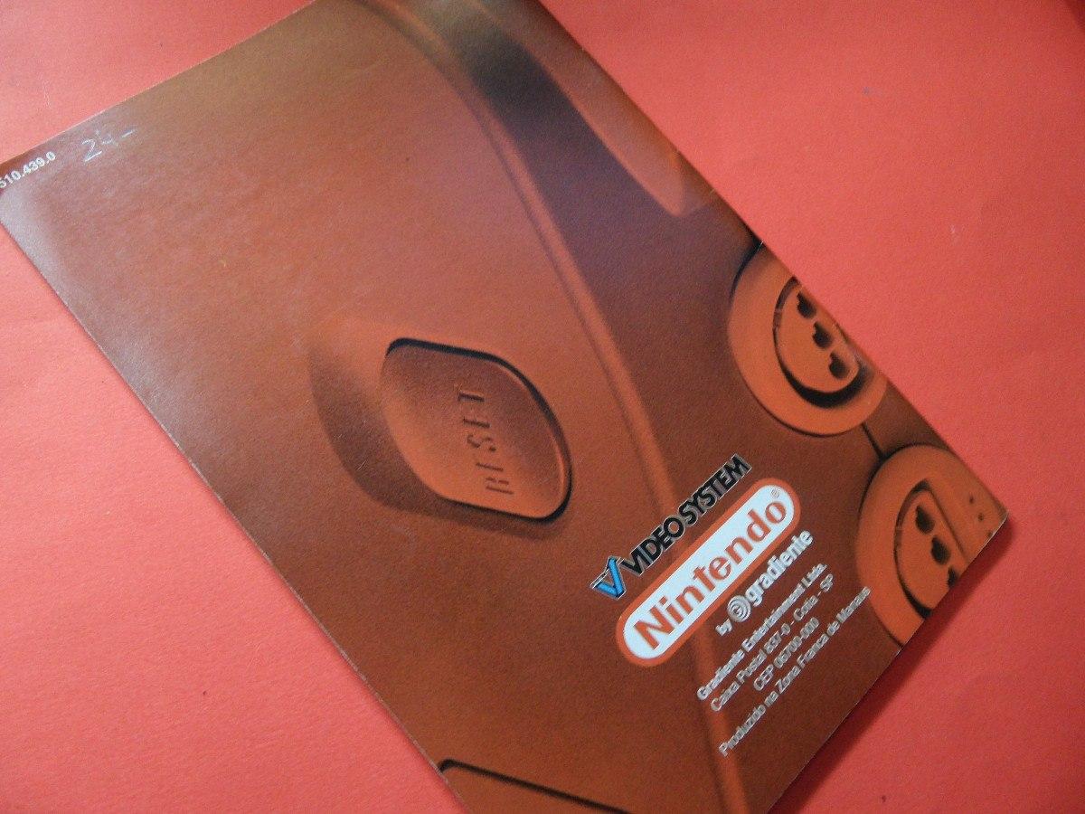 manual f-1 world grand prix nintendo 64 n64