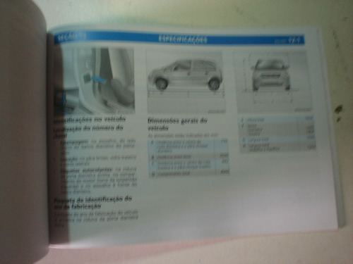 Manual Gm Meriva 2004 2005 Original Chevrolet Proprietario