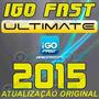Super Barato! Atualização Gps 2015 Igo Primo Fast Ultimate