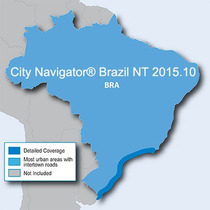 Mapa Topografico Off Road 4x4 + Brasil City 2015.10 G@®min