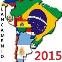Nova Atualização Gps Garmin 2015.30 Brasil + America Do Sul