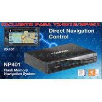 Navegador Igo Clarion 2015 Central Multimídia Vx-401b-np401