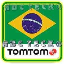 Atualização Gps Tomtom Brasil Completo + Alertas De Radares