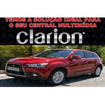 Navegador Primo Clarion 2015 Central Multimídia Nx-501bd