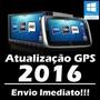 Atualização Gps 2016 3 Navegadores Igo8 Amigo Primo #ft99