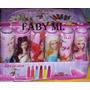 Atacado 24 Peças Batom Infantil Da Barbie Frutas