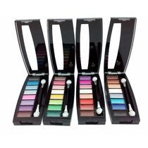 Kit De Sombra Glamour Ruby Rose - Lote Com 4 Unidades