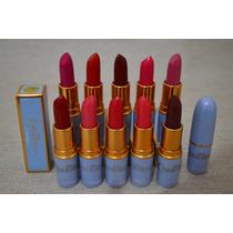 Batom Mac. Kit Com 10 Unidades. Maquiagem, Produto De Beleza