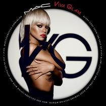 Mac Batom Viva Glam Rihanna Vermelho Framboesa Riri No Brasi