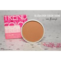 Blush Colortrend Bronze Em Pó