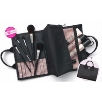 Kit Mary Kay Com Kit Pincéis Com Necessaire + Base Liquida