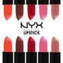 Batom Nyx - Lss Round Lipstick - Várias Cores Pronta Entrega