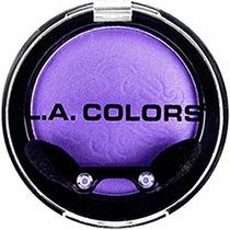 La Colors Eyeshadow Pot - Sombra Mate - 2 Unidades