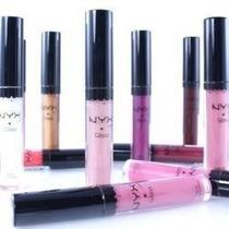 Round Lip Gloss Rlg Nyx - Batom Líquido - 36 Lindas Cores