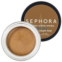Sombra Delineador Gel Dourado Rags To Riches Sephora Smoky