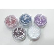 Kit 1 Sombra Glitter + 1 Fixador De Sombras Yes! Cosmetics