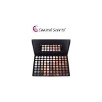 Paleta Costal Scents Warm 88 Eye Shadow Colors Original