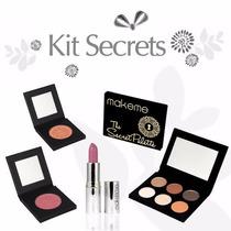 Kit Secrets Makeme Cosmetics