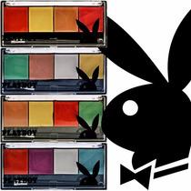 Kit Estojos Maquiagem Corretiva Playboy C/4 Un R$9,99 A Un.