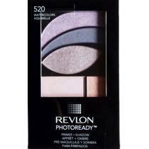 Sombra Revlon Photoready Primer + Shadow Water Colors 520