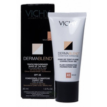 Vichy Dermablend - Base Corretiva 30ml - Fps 35 - Gold 45