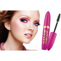 Rimel Mascara Rimmel London Max Volume Flash Preto Extremo