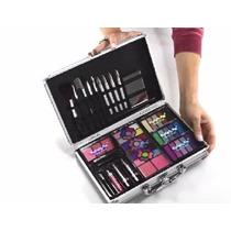 Maleta Maquiagem Completa Profissional 3d Macrilan Jasmyne