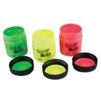 Tinta Facial Líquida Fluorescente Cores Cítricas -neon 15ml
