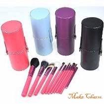 Kit 12 Pinceis Para Maquiagem Profissional Mac,zoreya,sigma