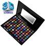 Kit De Maquiagem Sombras 88 Cores 3d + Brinde