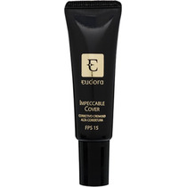 Eudora Impeccable Cover Corretivo Cremoso Cor Bege 1 5,2 Ml