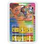 Tinta Facial Make Color Kids-6 Cores + Pincel