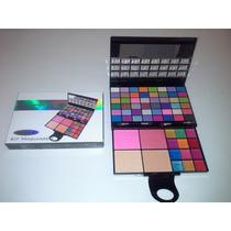 Kit De Maquiagem Jasmyne 48 Sombras 3d