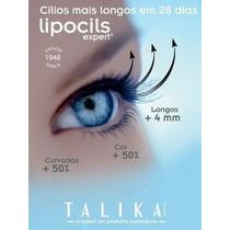 Rimel Talika Lipocils 4,2ml Mascara Alongador De Cilios-