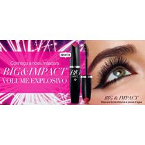 Avon Big Impact Mascara De Cilios Volume