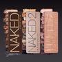 Kit Paletas Urban Decay - Naked 1, 2 E 3 - Melhor Preço