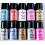 Pigmento Nyx - Ultra Pearl Mania E Glitter - Várias Cores