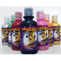 Pancake Em Creme Colorido Para Maquiagem Artística Pintakara