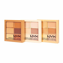 Paleta Corretivo Nyx Correct Contour Light/medium Original
