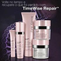 Kit Anti-idade Timewise Repair Mary Kay, 5 Produtos