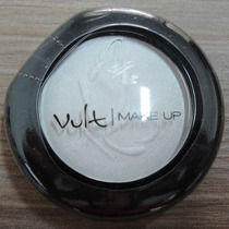Vult Make Up Sombra Cintilante Branco Cor 8