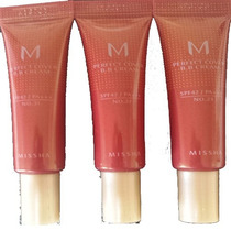 Kit Bb Cream Missha Nas Cores 23, 27 E 31