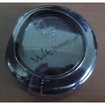 Vult Make Up Sombra Preta Com Particulas De Brilho Ci07