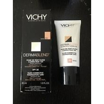 Base Corretivo Vichy Dermablend Sand 35 Spf 35
